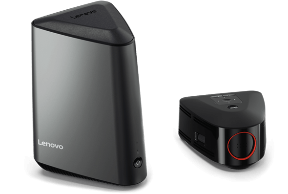 Ideacentre 610S: With Wireless Projector (Optional)
