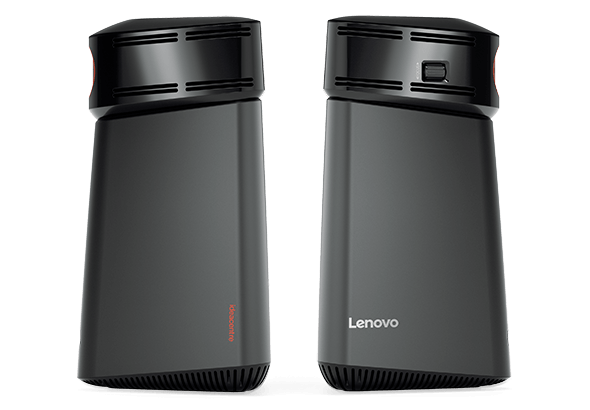 Ideacentre 610S: With Lenovo Home Cloud