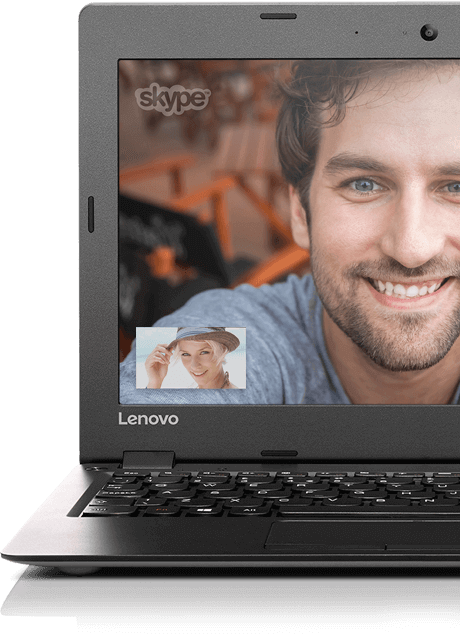 "Ideapad 100S: Thin, light, & easy-to-use 11"" laptop"