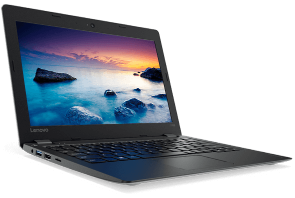 Lenovo ideapad 110S mit IPS-Display.