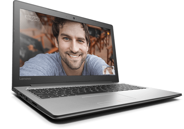 Das Ideapad  310 Multimedia-Notebook