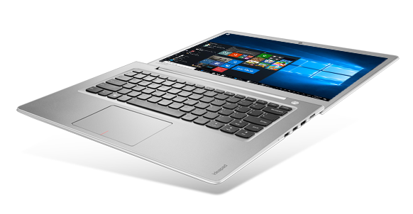 ideapad 510S: From 1.5 kg weight & 18.7 mm thin