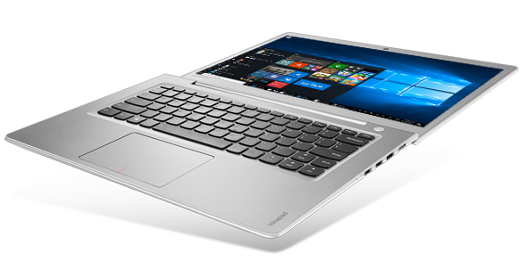 ideapad 510S: From 1.7 kg weight & 19.3 mm thin