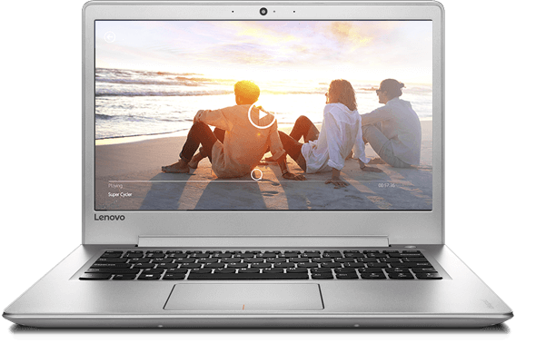 ideapad 510S: Super-fast WiFi with Bluetooth™