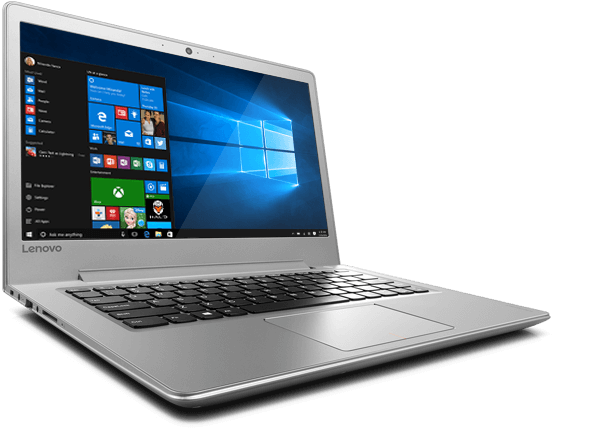 ideapad 510S: Do great things with Windows 10 Home
