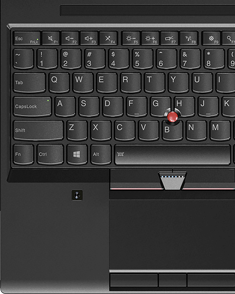 lenovo laptop mobile workstation ThinkPad p50 award-winning keyboard