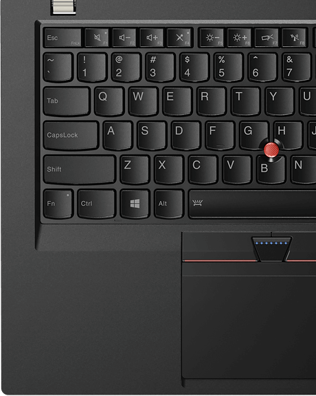 ThinkPad T460s enterprise Ultrabook keyboard