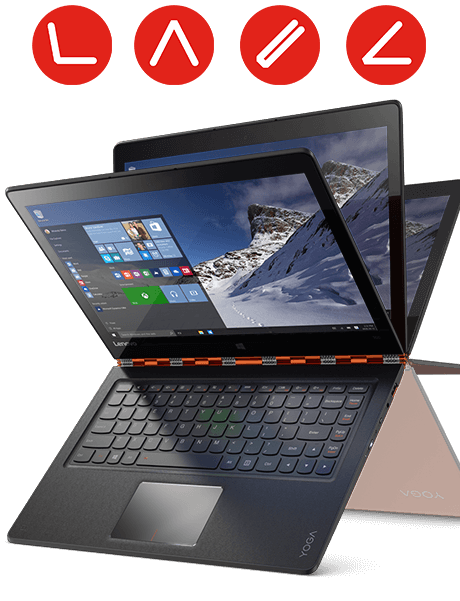 Lenovo Yoga 900 Convertible-Notebook