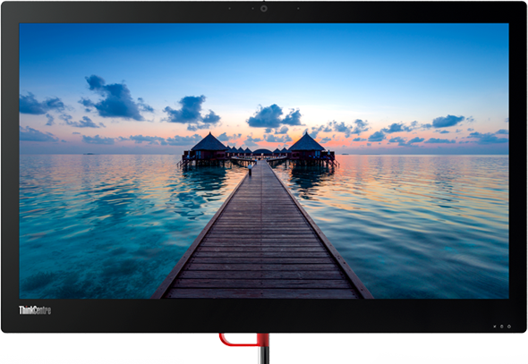 The Full HD widescreen, antiglare display is stunning and practical.
