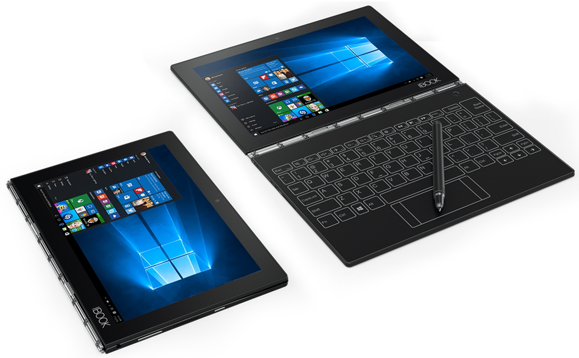 tablet lenovo yoga book 10 1 windows 10 64 gb rom 4 gb ram en mercado libre. Black Bedroom Furniture Sets. Home Design Ideas