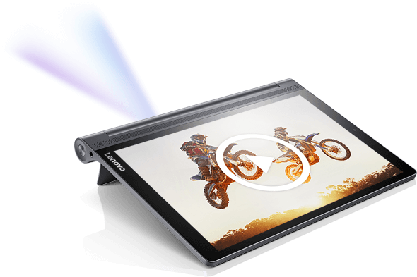 Yoga Tab 3 Pro Boasts an Integrated Projector