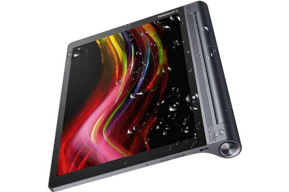 The Splashproof Yoga Tab 3 Pro