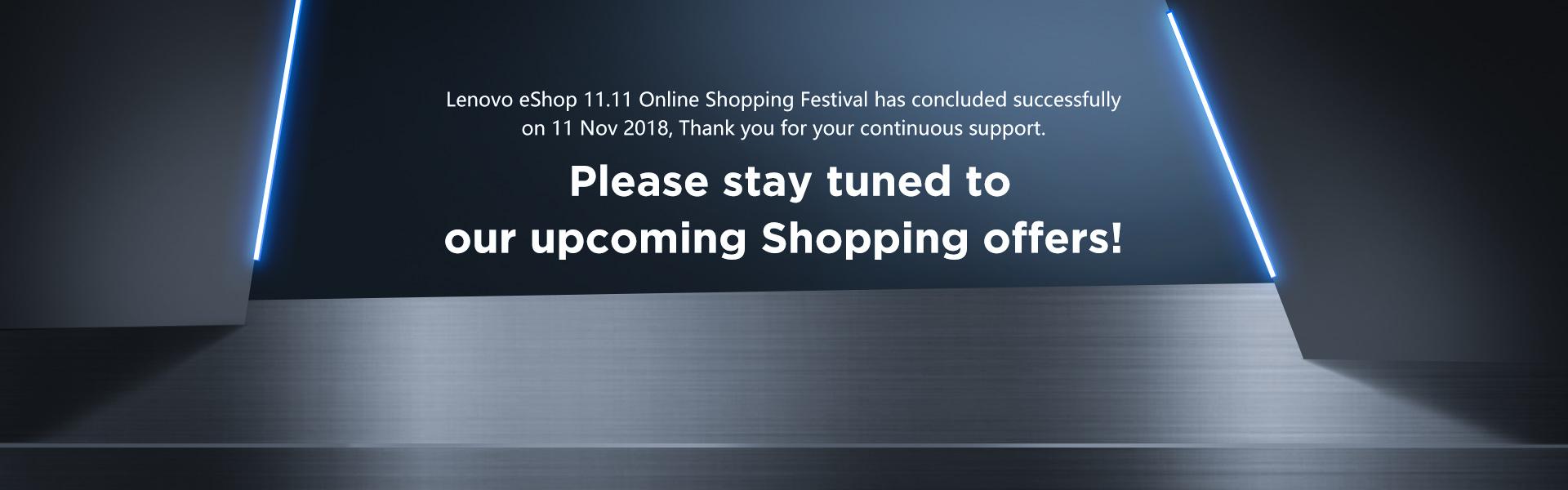 11.11 Online Shopping Festival