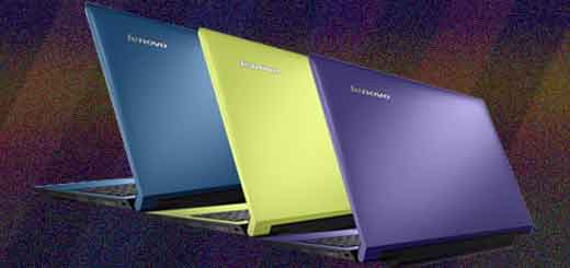 Lenovo's Most Colorful Laptops