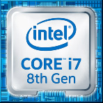 intel® Core™ i7 8th Gen