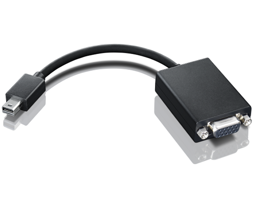 Lenovo Mini-DisplayPort to VGA Adapter
