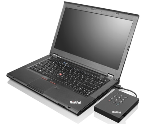 ThinkPad USB 3.0 Secure Hard Drive 1 TB