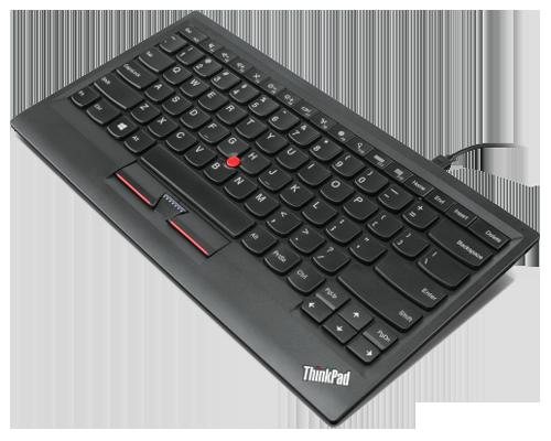 Lenovo ThinkPad Compact USB Tastatur with TrackPoint