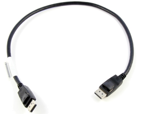 Lenovo 0.5 Meter DisplayPort to DisplayPort Cable