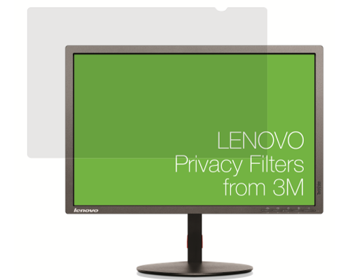 Lenovo 22.0-inch W10 Monitor Privacy Filter from 3M
