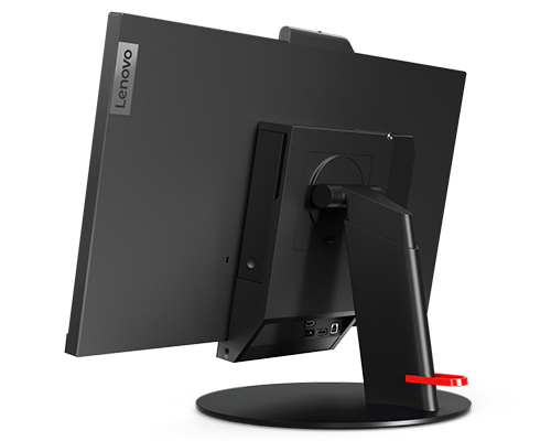 ThinkCentre Tiny-in-One 23.8 Inch Touch Monitor with Speaker and Webcam