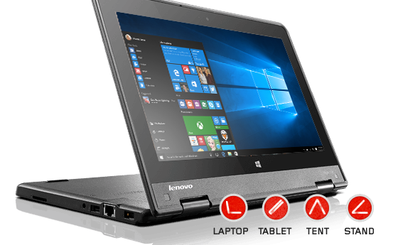 ThinkPad Yoga 11e Convertible Laptop