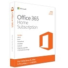 Microsoft Office 365 Home Activation Card (MM)