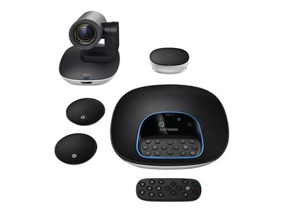 Logitech Group HD Video Conferencing System