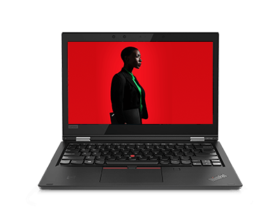 ThinkPad L380 Yoga - i3 Win 10 8GB 256GB SSD (Black)