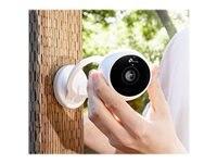 Lenovo TP-Link Kasa KC200 - network surveillance camera TP-Link Kasa KC200 - Network surveillance camera - outdoor - weatherproof - color (Day&Night) - 1920 x 1080 - fixed focal - audio - wireless - Wi-Fi - H.264 - DC 5 V