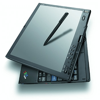 Tableta ThinkPad X41 2005