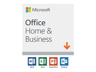 Microsoft Office Home and Business 2019 (Electronic Download)