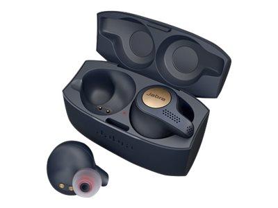 Jabra Elite Active 65t True Wireless Earphones With Mic Headphones Part Number 78011599 Lenovo Us