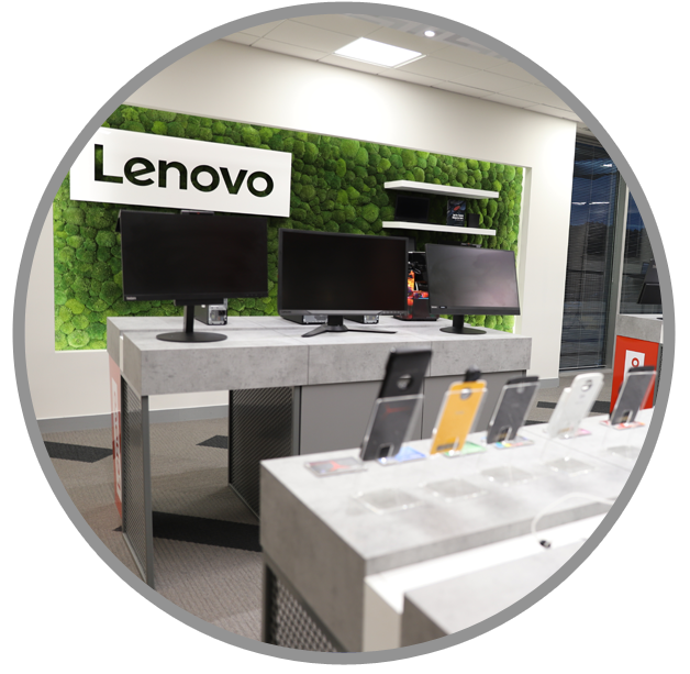Lenovo Customer Centers