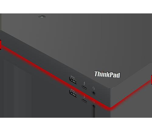 Station d'accueil pour station de travail ThinkPad Thunderbolt 3 Gen 2