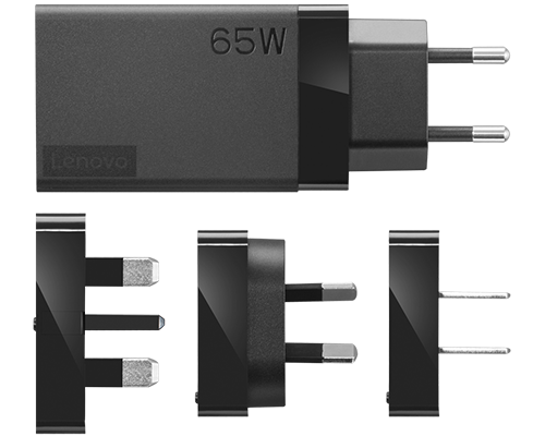 Lenovo 65W USB-C AC Travel Adapter