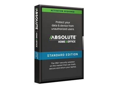 Absolute Home & Office Standard 4 Year  (Electronic Download)