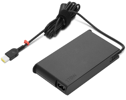 ThinkPad Mobile Workstation Slim 170W AC Adapter (Slim-tip) - US/Can