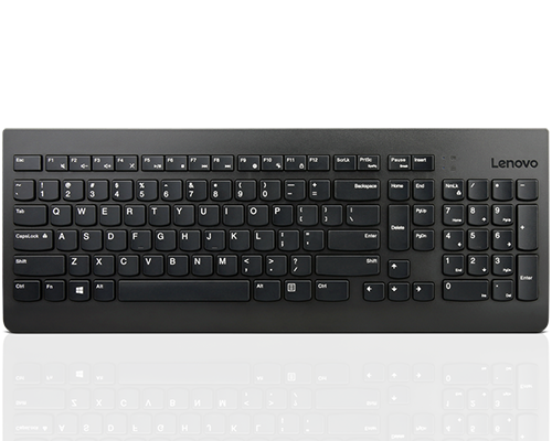 Lenovo Essential Wireless Combo Keyboard & Mouse (Latin American Spanish 171)