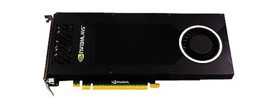 Carte graphique NVIDIA NVS 310 de 1 Go avec deux DisplayPort de Lenovo