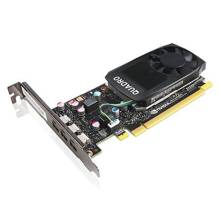 Lenovo ThinkStation Nvidia Quadro P400 2GB GDDR5 Mini DP * 3 Graphics Card with HP Bracket £99.99