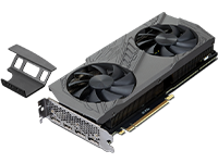ThinkStation Nvidia GeForce RTX2080 Super 8GB GDDR6 Graphics Card