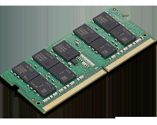 Mémoire ECC SoDIMM Lenovo DDR4 2666 MHz, 8 & nbsp; Go