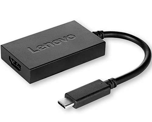 Lenovo USB-C to HDMI Adapter with Power Pass-through