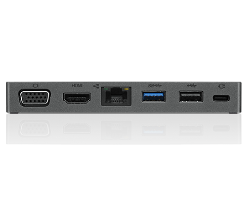 Lenovo Powered USB-C Travel Hub