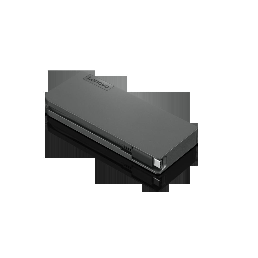 Hub Portátil Lenovo Powered USB-C