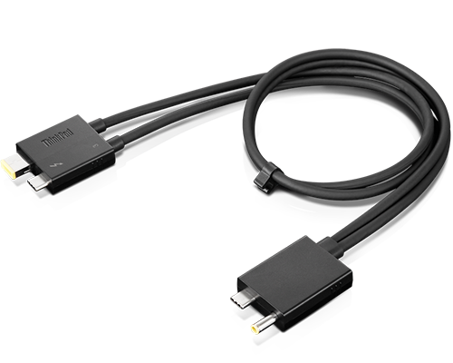 ThinkPad Thunderbolt 3 WorkStation Dock Split Cable