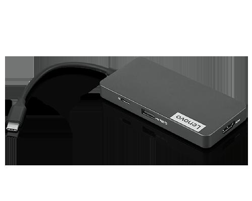 Concentrateur USB-C 7 en 1 de Lenovo