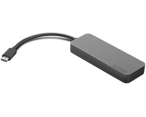 Lenovo USB-C to 4 Port USB-A Hub