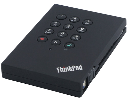 ThinkPad USB 3.0 Secure Hard Drive 2 TB